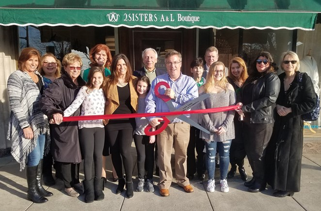 Ribbon Cuttings for New Businesses
