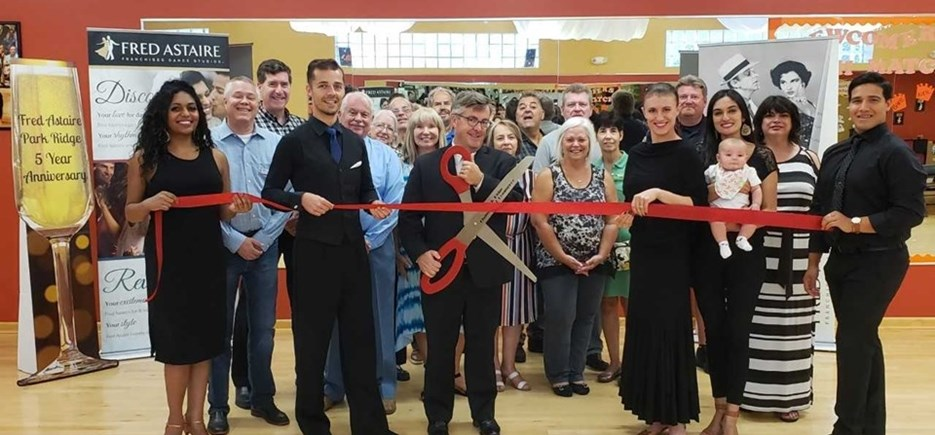 Customers Flock to Ribbon Cuttings